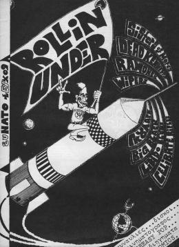 Rollin Under Τεύχος 9
